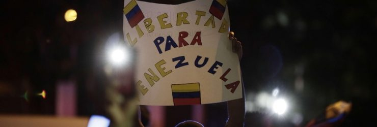 Le Venezuela, nouveau point d'orgue de tensions mondiales