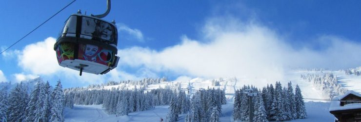Immobilier: Courchevel attend avec impatience les vacanciers russes