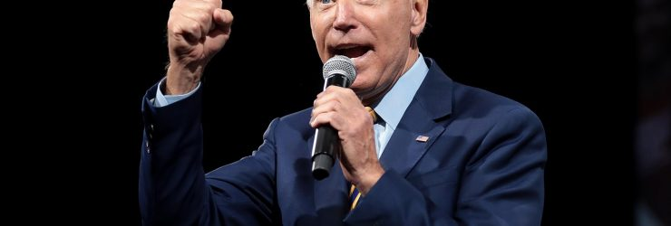 Joe Biden accepte officiellement l'investiture démocrate