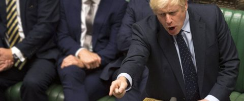 Brexit : Boris Johnson essuie un revers dans le « No Deal »