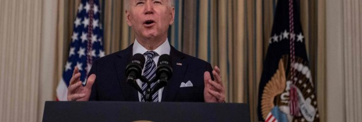 Aux USA, la charge de Joe Biden contre Poutine questionne