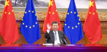 L'UE suspend l'accord d'investissement avec la Chine