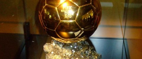 EN DIRECT ET EN STREAMING – Ballon d'Or : C. Ronaldo devance Messi et Ribéry