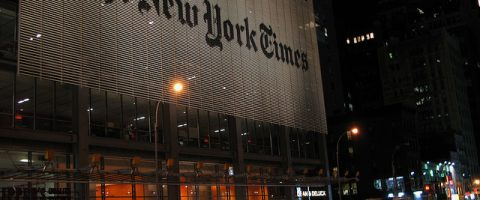 Le New York Times vise la Chine