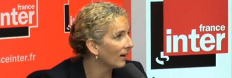 Sur France Inter, Delphine Batho tacle Arnaud Montebourg