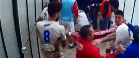 VIDEO. Violent affrontement entre deux clubs siciliens